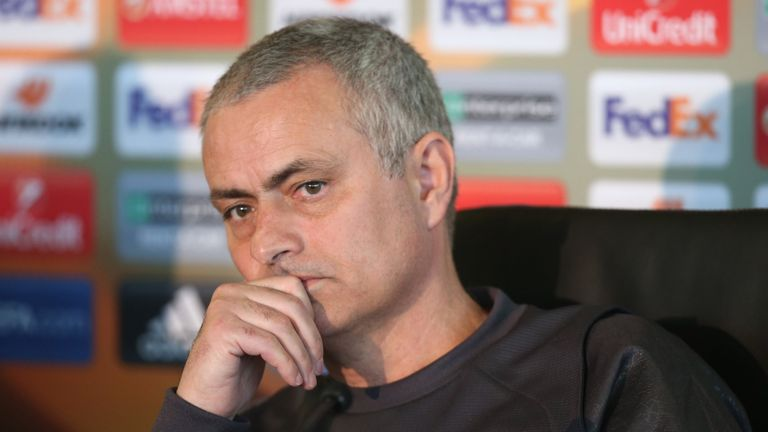 Manchester United boss Jose Mourinho has some key selection decisions to make