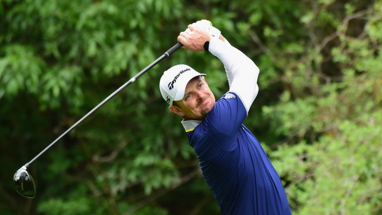 Rose posted rounds of 65 and 68 on Sunday