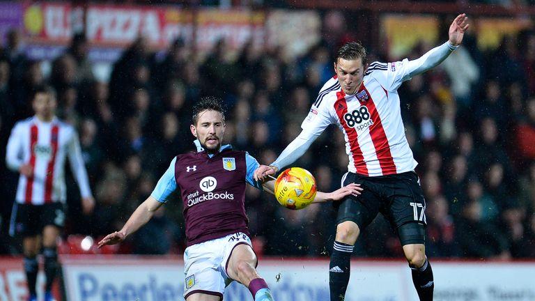 Aston Villa have struggled for form in recent weeks