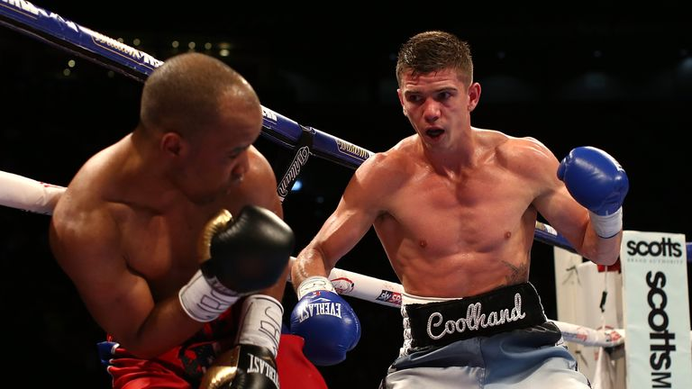 Luke Campbell hopes to secure a world title shot by the end of 2017