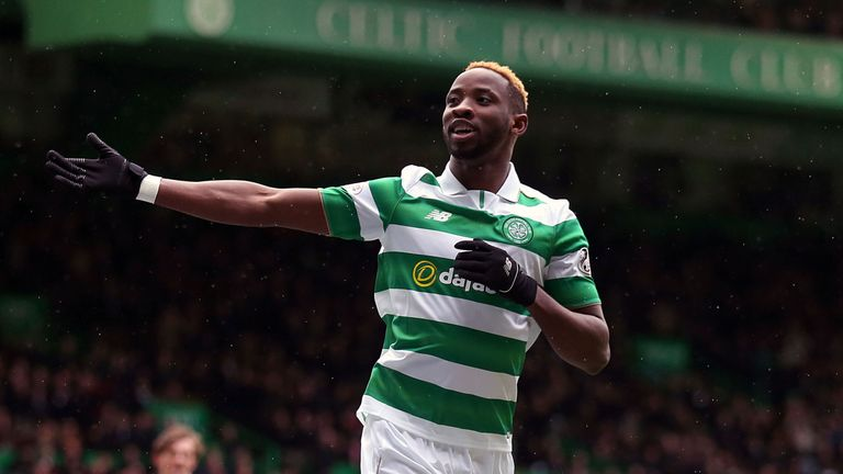 Celtic's Moussa Dembele says his side's draw with Rangers last time they met was not a warning