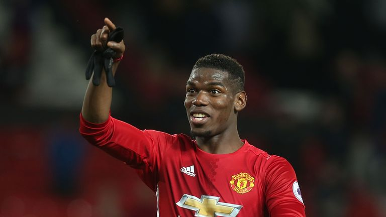 Paul Pogba has been sending warning messages to his brother ahead of facing him, says Florentin Pogba