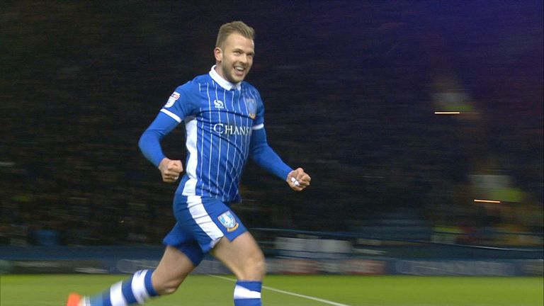 Jordan Rhodes is one of the favourites for the Golden Boot