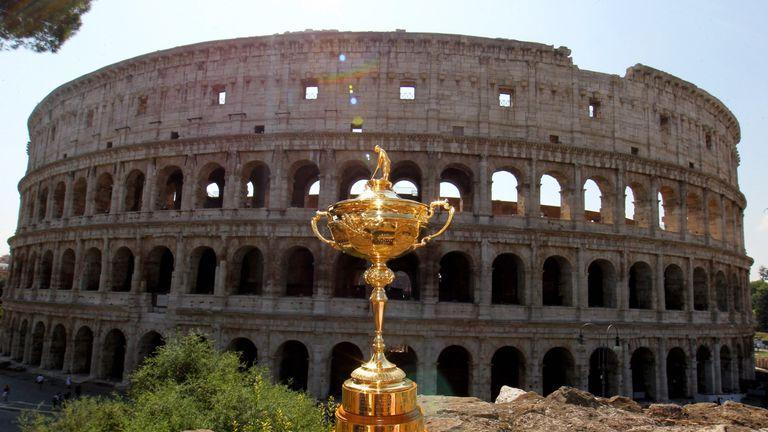 Italia asegura la Ryder Cup de 2022 con 97 millones