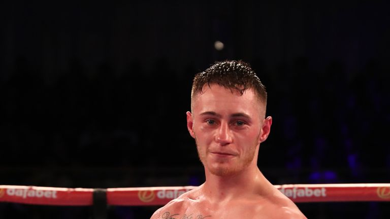 Ryan burnett to face lee haskins for ibf bantamweight - Can you get sky box office on sky go ...