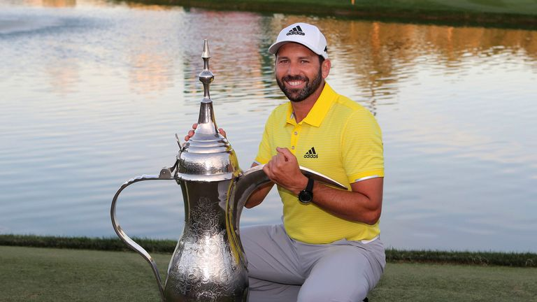 Bjorn will be hoping Sergio Garcia can keep up the form he showed in Dubai