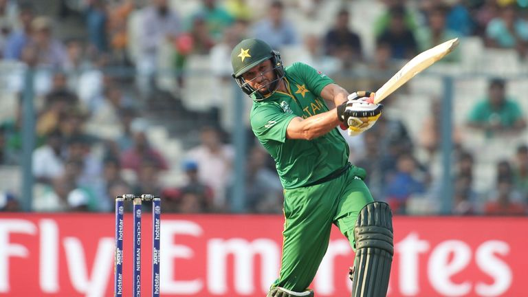 'Boom Boom'  Afridi will return to the Rose Bowl this summer