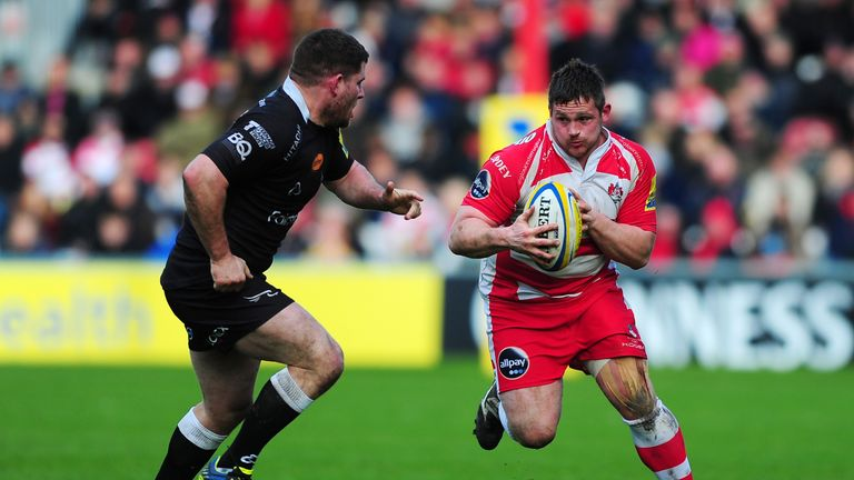 Former Gloucester prop Shaun Knight has signed an extension at Bath until the end-of-the-season