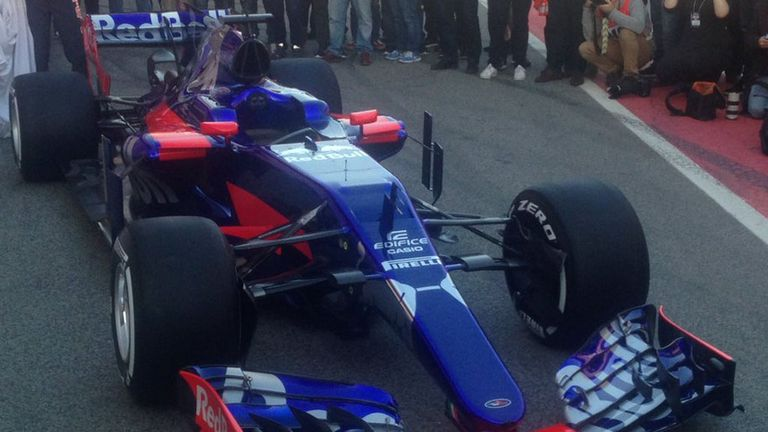 Toro Rosso aiming for best-ever fifth