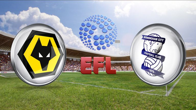 Wolves Host Birmingham On Friday Night Live On Sky Sports  Hd From Pm
