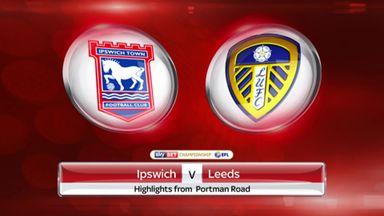Ipswich 1-1 Leeds