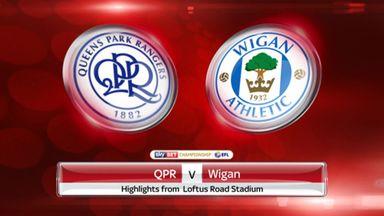 QPR 2-1 Wigan