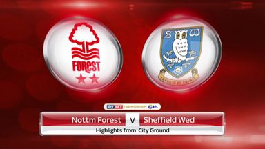 Nottm Forest 1-2 Sheff Wednesday