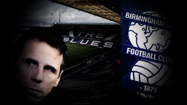 Gianfranco Zola has endured a difficult start to life at Birmingham City