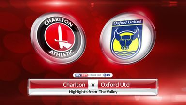 Charlton 0-1 Oxford