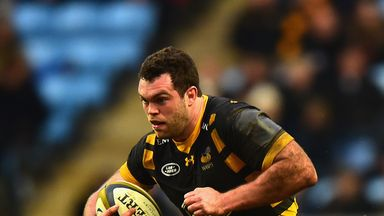 Alex Rieder has committed his future to Wasps