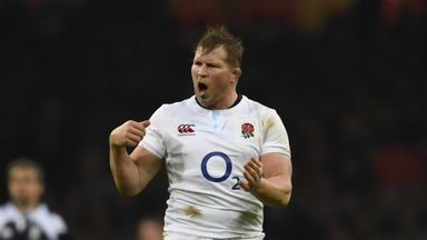 Steve Borthwick has backed England captain Dylan Hartley