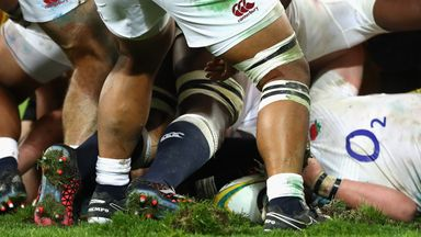 The mental health issues of rugby union players is being targeted by the RPA Lift the Weight campaign