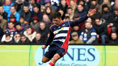 Gavin Henson produced a man-of-the-match display to earn Bristol a vital victory