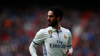 Isco is wasted at Real Madrid says, Terry Gibson