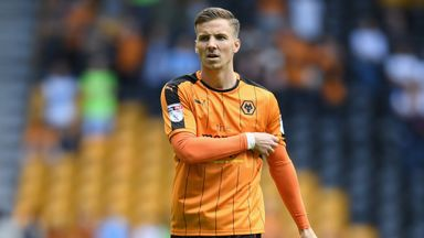 Lee Evans: Extends stay with Wolves