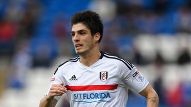 Lucas Piazon is on a season-long loan at Fulham from Chelsea