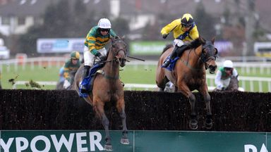On The Fringe is looking to bounce back at Aintree