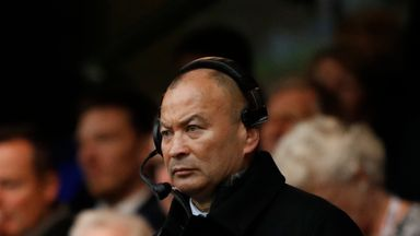 Eddie Jones said spectators at Twickenham should ask for a refund
