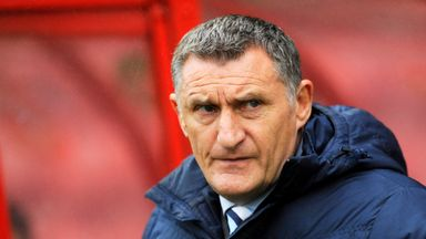 Tony Mowbray says he has the support of Blackburn's owners