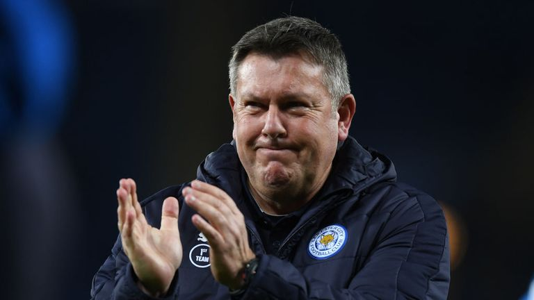 Craig Shakespeare is keen on the Leicester job
