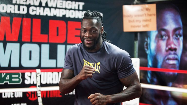 Deontay Wilder intends to give Gerald Washington a tough night