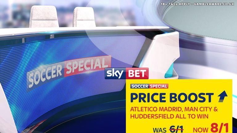 Soccer Special Price Boost