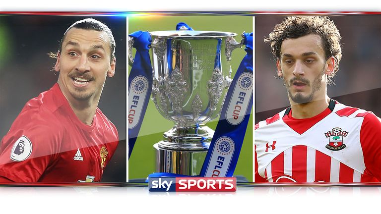 EFL Cup Final - Manchester United v Southampton