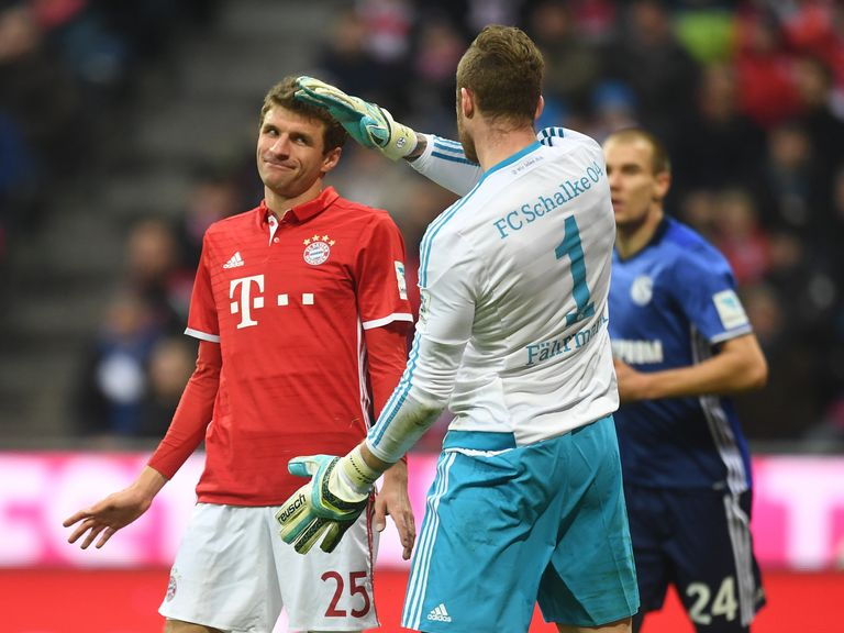 Bundesliga football results and review from germany - German league fixtures results table ...