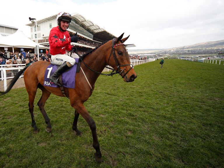 Blaklion is Alex's fancy for Haydock's Grand National Trial