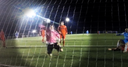 Goalkeeper pulls off unbelievable save!