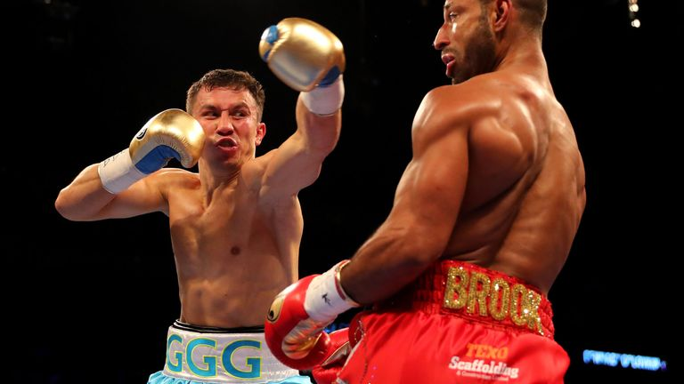 Big Triple G-Alvarez title fight to be in Las Vegas