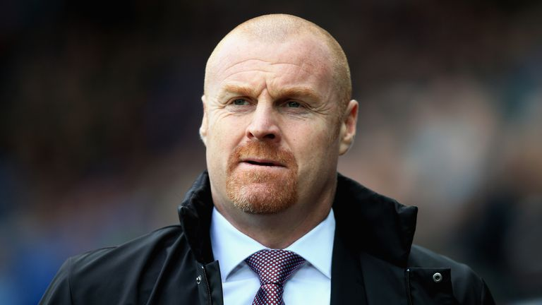 Sean Dyche believes Burnley aren't under pressure to sell their best players