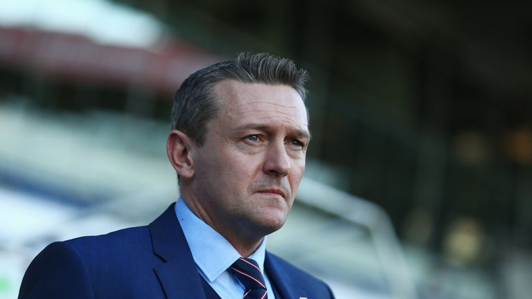 Aidy Boothroyd is expecting a tough test against Sweden on Friday