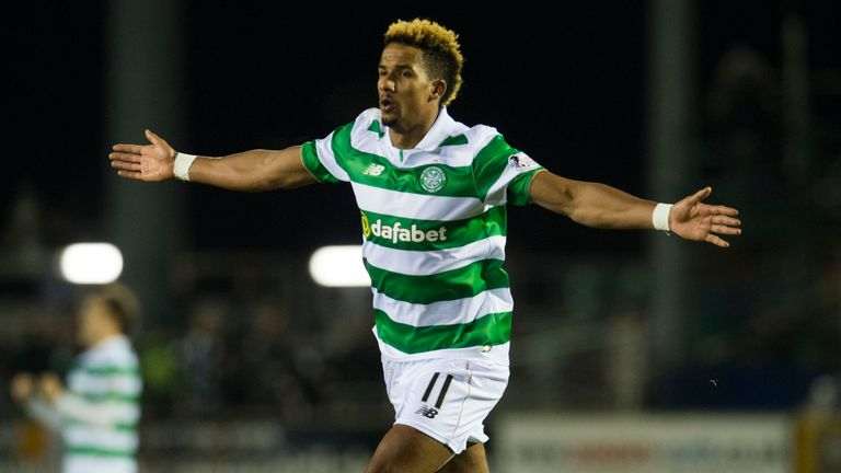 Celtic are on a 22-game winning run in the league
