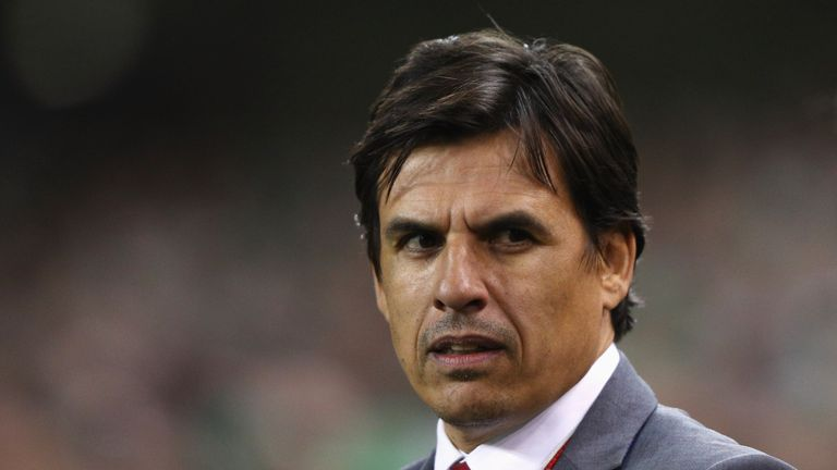 Chris Coleman is without a number of first-team players for the crucial World Cup Qualifier against Austria