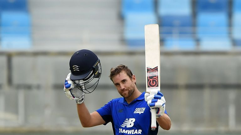 Dawid Malan is in England's squad for the Twenty20 series against South Africa