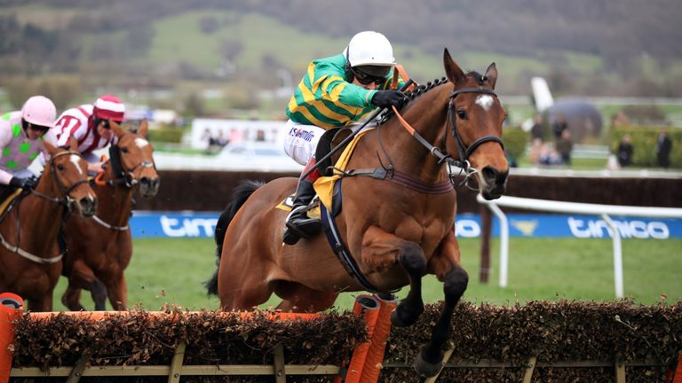 Defi Du Seuil won the Triumph in great style