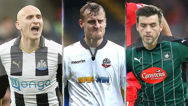 The EFL announce their teams and managers of the season