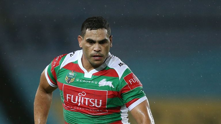 Two spectators have been handed NRL breach notices for offensive comments made towards Greg Inglis