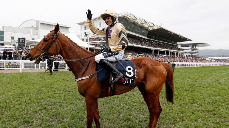 Yorkhill: Set to return to action at Leopardstown