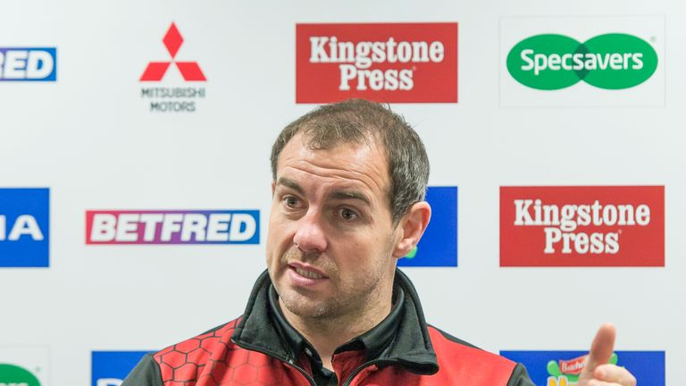 Salford coach Ian Watson expects a tough tie against Toronto Wolfpack