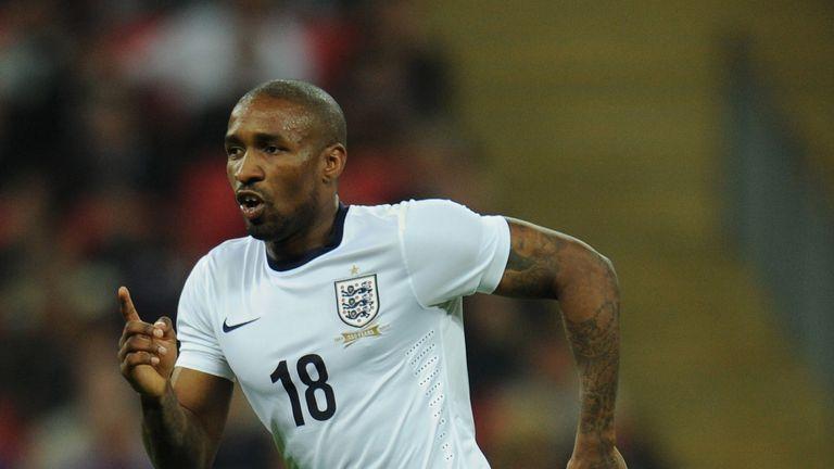 Jermain Defoe will be back in an England shirt