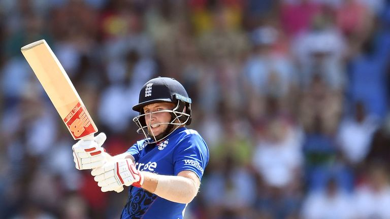 West Indies v England 3rd ODI: Root & Hales hits tons