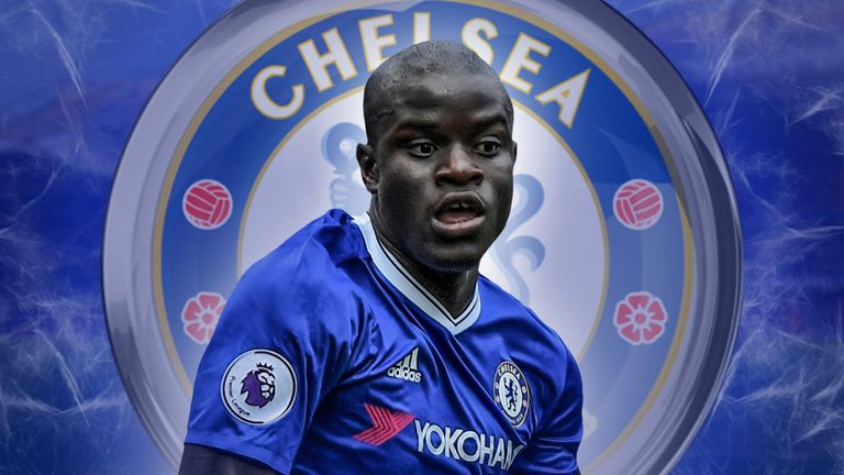 N'Golo Kante does not fit the template for a midfield powerhouse
